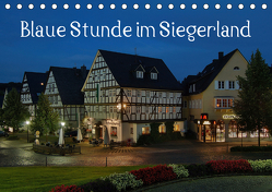 Blaue Stunde im Siegerland (Tischkalender 2020 DIN A5 quer) von Foto / Alexander Schneider,  Schneider