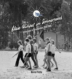 Blaue Wimpel im Sommerwind von Piethe,  Marcel, Prien,  Peggy, Schubring,  Eva, Steinborn,  Eva