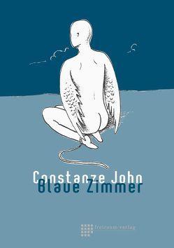 Blaue Zimmer von John,  Constanze
