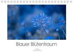 Blauer Blütentraum (Tischkalender 2019 DIN A5 quer) von Adam,  Ulrike