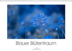 Blauer Blütentraum (Wandkalender 2019 DIN A3 quer) von Adam,  Ulrike