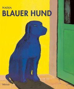 Blauer Hund von Nadja, Ziebura,  Eva