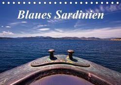Blaues Sardinien (Tischkalender 2019 DIN A5 quer) von Petra Voß,  ppicture-