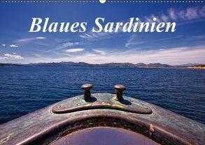 Blaues Sardinien (Wandkalender 2018 DIN A2 quer) von Petra Voß,  ppicture-