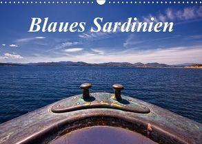 Blaues Sardinien (Wandkalender 2018 DIN A3 quer) von Petra Voß,  ppicture-