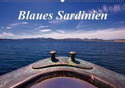 Blaues Sardinien (Wandkalender 2019 DIN A2 quer) von Petra Voß,  ppicture-