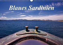 Blaues Sardinien (Wandkalender 2019 DIN A3 quer) von Petra Voß,  ppicture-