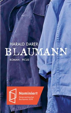 Blaumann von Darer,  Harald