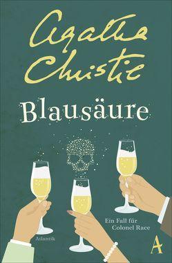 Blausäure von Christie,  Agatha, Venske,  Regula