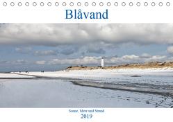 Blåvand – Sonne, Meer und Strand (Tischkalender 2019 DIN A5 quer) von Akrema-Photography