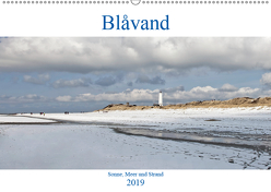Blåvand – Sonne, Meer und Strand (Wandkalender 2019 DIN A2 quer) von Akrema-Photography