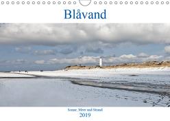 Blåvand – Sonne, Meer und Strand (Wandkalender 2019 DIN A4 quer) von Akrema-Photography