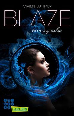 Blaze (Die Elite 3) von Summer,  Vivien