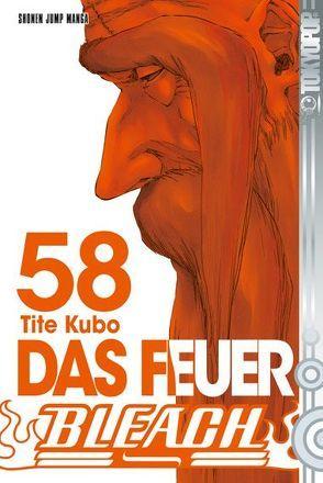 Bleach 58 von Kubo,  Tite
