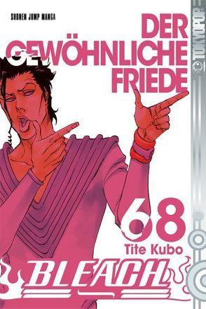 Bleach 68 von Kubo,  Tite
