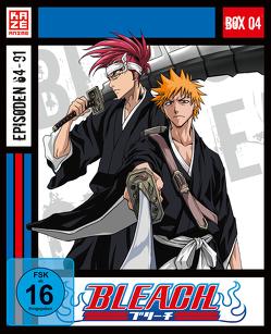 Bleach TV Serie – Blu-ray Box 4 (Episoden 64-91) (3 Blu-rays) von Abe,  Noriyuki