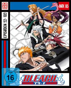 Bleach TV Serie – Blu-ray Box 5 (Episoden 92-109) (3 Blu-rays) von Abe,  Noriyuki