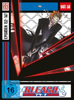 Bleach TV Serie – DVD Box 8 (Episoden 152-167) (3 DVDs) von Abe,  Noriyuki