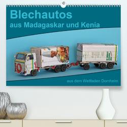 Blechautos aus Madagaskar und Kenia (Premium, hochwertiger DIN A2 Wandkalender 2020, Kunstdruck in Hochglanz) von Vorndran,  Hans-Georg