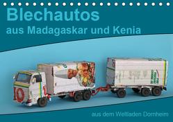 Blechautos aus Madagaskar und Kenia (Tischkalender 2019 DIN A5 quer) von Vorndran,  Hans-Georg