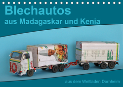 Blechautos aus Madagaskar und Kenia (Tischkalender 2020 DIN A5 quer) von Vorndran,  Hans-Georg