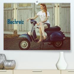 Blechreiz (Premium, hochwertiger DIN A2 Wandkalender 2020, Kunstdruck in Hochglanz) von Oelschläger,  Britta