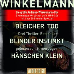 Bleicher Tod, Blinder Instinkt, Hänschen Klein von Winkelmann,  Andreas
