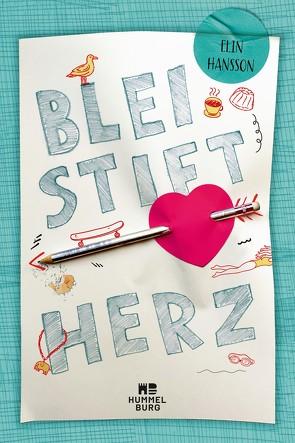 Bleistiftherz von Blatzheim,  Meike, Hansson,  Elin
