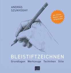 Bleistiftzeichnen von Szunyoghy,  Andras