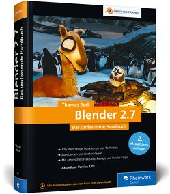 Blender 2.7 von Beck,  Thomas