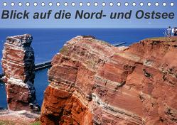 Blick auf die Nord-und Ostsee (Tischkalender 2020 DIN A5 quer) von Reupert,  Lothar