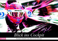 Blick ins Cockpit (Wandkalender 2020 DIN A3 quer) von Glineur alias DeVerviers,  Jean-Louis