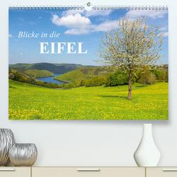 Blicke in die Eifel (Premium, hochwertiger DIN A2 Wandkalender 2021, Kunstdruck in Hochglanz) von rclassen