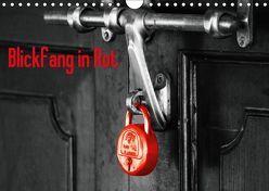 Blickfang in Rot (Wandkalender 2018 DIN A4 quer) von Kimmig,  Angelika