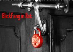 Blickfang in Rot (Wandkalender 2020 DIN A3 quer) von Kimmig,  Angelika
