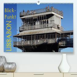 BlickPunkt Lissabon (Premium, hochwertiger DIN A2 Wandkalender 2020, Kunstdruck in Hochglanz) von Erbacher,  Thomas