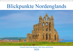 Blickpunkte Nordenglands (Wandkalender 2020 DIN A3 quer) von Schütter,  Stefan