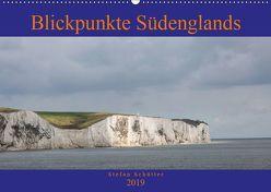 Blickpunkte Südenglands (Wandkalender 2019 DIN A2 quer) von Schütter,  Stefan