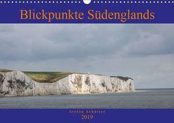 Blickpunkte Südenglands (Wandkalender 2019 DIN A3 quer) von Schütter,  Stefan