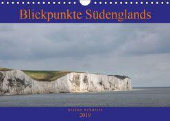 Blickpunkte Südenglands (Wandkalender 2019 DIN A4 quer) von Schütter,  Stefan