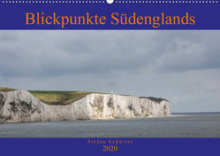 Blickpunkte Südenglands (Wandkalender 2020 DIN A2 quer) von Schütter,  Stefan