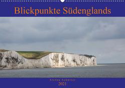 Blickpunkte Südenglands (Wandkalender 2021 DIN A2 quer) von Schütter,  Stefan
