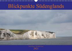 Blickpunkte Südenglands (Wandkalender 2021 DIN A3 quer) von Schütter,  Stefan