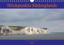 Blickpunkte Südenglands (Wandkalender 2021 DIN A4 quer) von Schütter,  Stefan