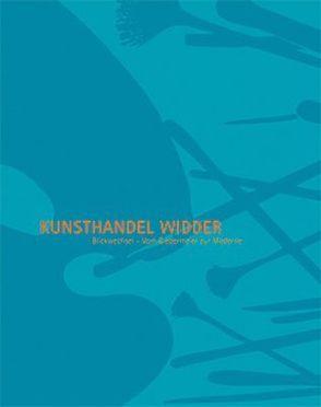 Kunsthandel Widder – Blickwechsel von Boeckl,  Matthias, Widder,  Roland