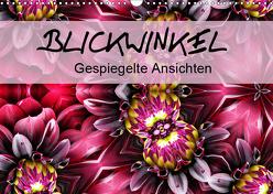 Blickwinkel – gespiegelte Ansichten (Wandkalender 2019 DIN A3 quer) von Yles.Photo.Art