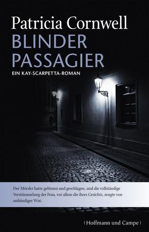 Blinder Passagier von Cornwell,  Patricia, Grube,  Anette