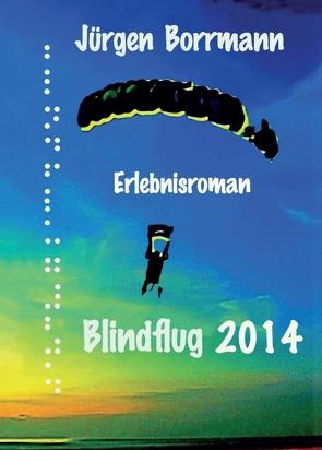 Blindflug 2014 von Borrmann,  Jürgen