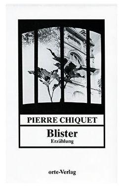 Blister von Chiquet,  Pierre