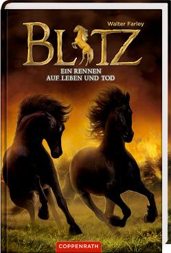 Blitz (Bd. 4) von Farley,  Walter, Ruperti,  Marga, Schlick,  Bente